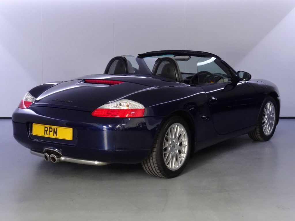 Boxster For Sale >> Porsche Boxster 986 For Sale Servicing Repairs Rpm