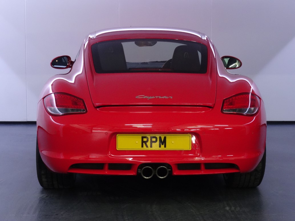 Rpm Specialist Cars Porsche 987 Cayman 2 9 Gen Ii Manual