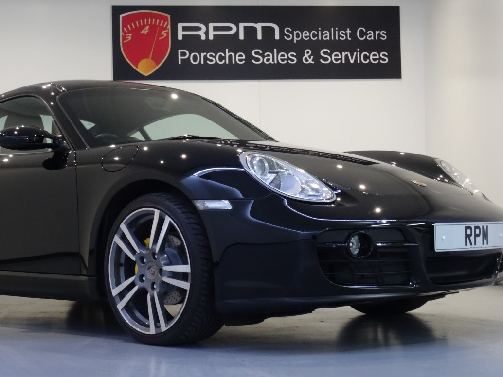 rpm specialist cars porsche 987 cayman 2 7. Black Bedroom Furniture Sets. Home Design Ideas
