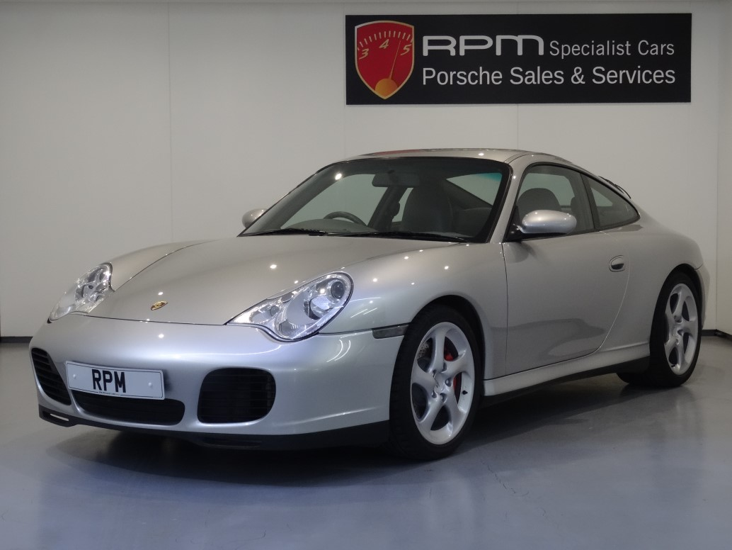 Porsche 996 C4s Coupe Manual Rpm Specialist Cars