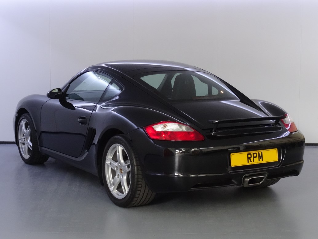 Porsche 987 Cayman 2 7 Manual Rpm Specialist Cars