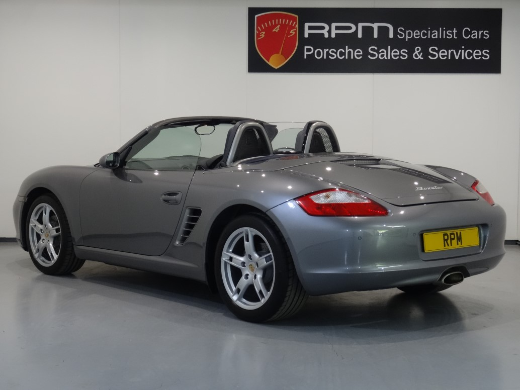 Porsche Boxster For Sale >> Porsche 987 Boxster 2.7 Manual - RPM Specialist Cars
