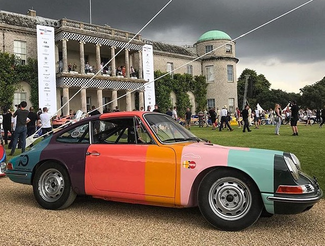 Paul Smith Design Porsche