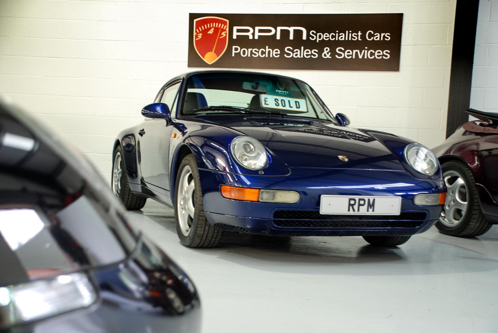 Porsche Dealership Harrogate