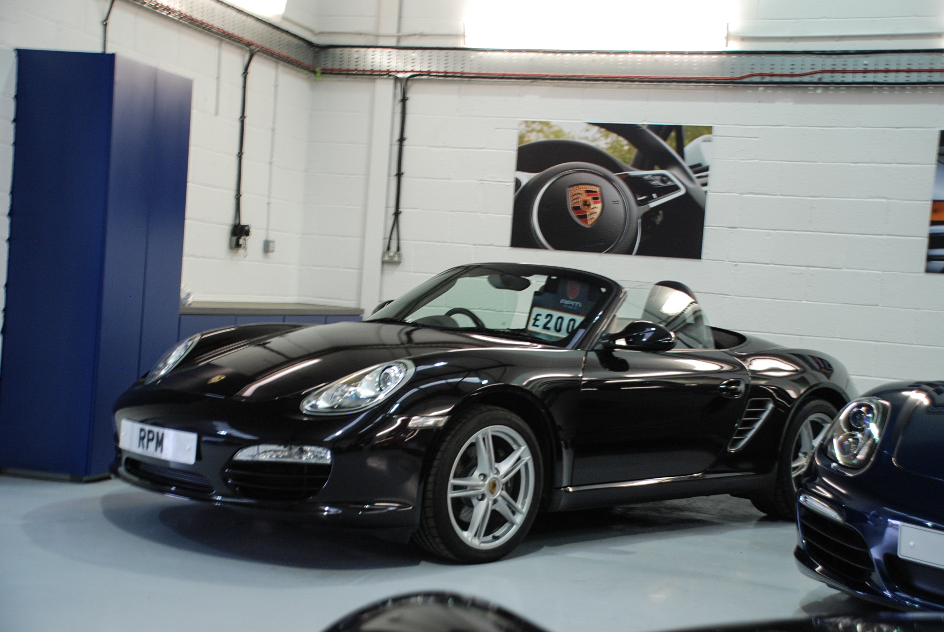 Porsche Dealer Harrogate