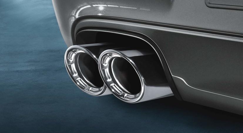 Porsche Sports Exhaust