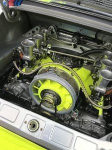 Porsche RSR Engine