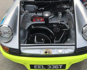 Porsche RSR Front